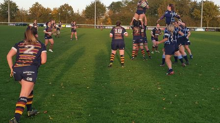 OA Saints got back to winning ways with victory over Supermarine.