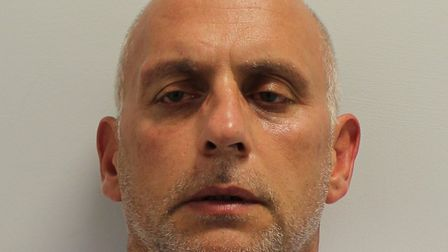 Christopher Henry pleaded guilty to a distractiong burglary targeting an elderly woman in St Albans.