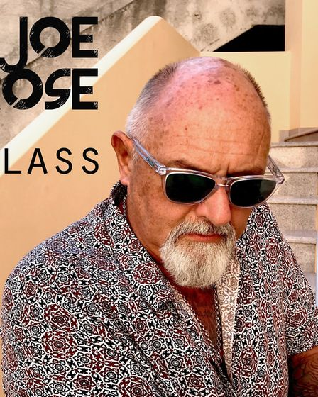 The cover of Joe Rose's CD Class