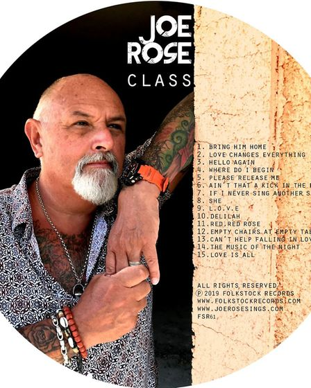 Joe Rose's CD Class