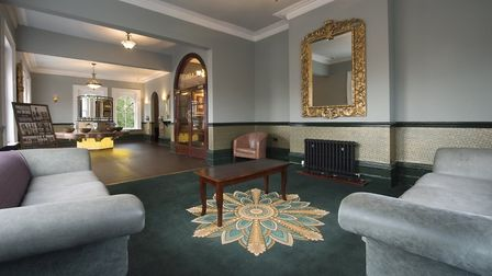 The toilets at Sandford House in Huntingdon won a Loo of the Year Award