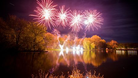 St Albans Cathedral Fireworks Spectacular - picture by Pink Soul Photography
