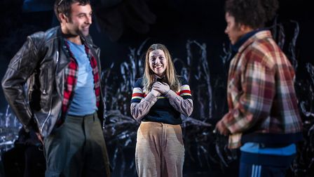 The Lovely Bones is at the Cambridge Arts Theatre