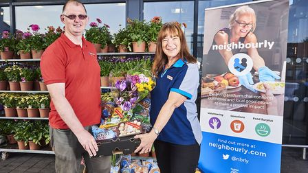 Aldi's Huntingdon and St Neots stores are now donating surplus food directly to local groups that re