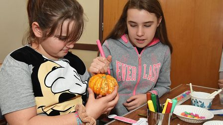 Junior Heroes Holiday Club took place at Royston Methodist Church during half term week. Picture: Al