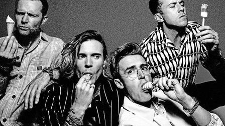 McFly will play Newmarket's Summer Saturday on Augusat 29, 2020. Picture: supplied by Chuff Media