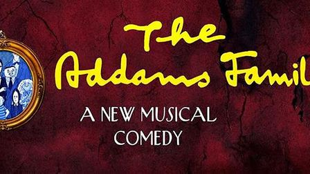 The Addams Family musical played at Harpenden Public Halls