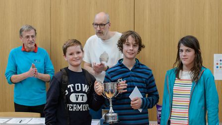 Pupils from Sir John Lawes School in Harpenden scooped awards at the UK Go Championships in Cambridg