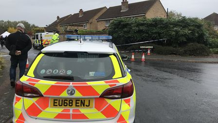 A murder investigation was launched on Sunday following the attack.