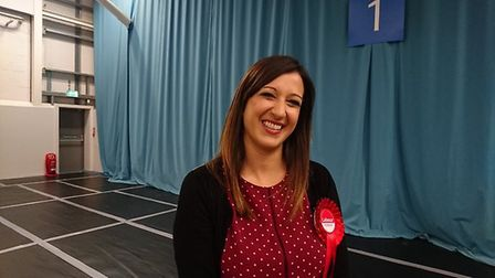 Rebecca Lury, the Labour candidate for St Albans. Picture: Anne Suslak