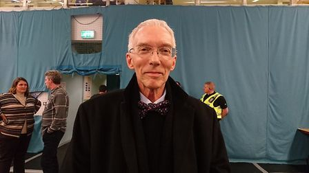Jules Sherrington, the independent candidate for St Albans. Picture: Anne Suslak