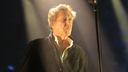 Roxy Music legend Bryan Ferry. Picture: KEVIN RICHARDS