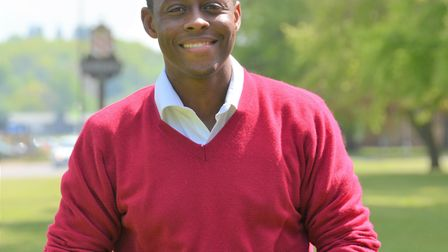 Harpenden Tory candidate Bim Afolami. Picture: Supplied