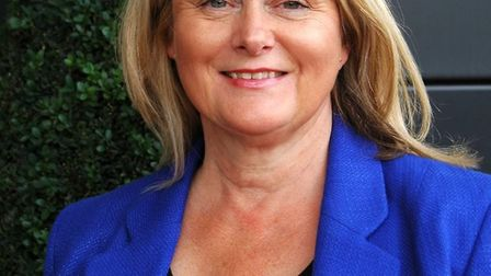 Conservative parliamentary candidate Anne Main is standing to be MP for St Albans in the 2019 Genera