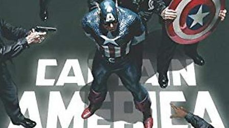 Captain America: Captain of Nothing