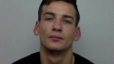 Billy Bulter has been jailed for burglary offences