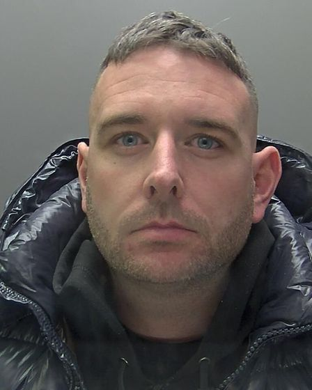 Kieran Kenna was jailed for his involvement in a St Albans drug ring. Picture: Herts police