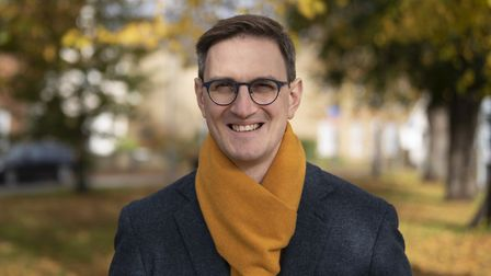 The 2019 General Election candidate for the Liberal Democrats in South Cambridgeshire, Ian Sollom. P