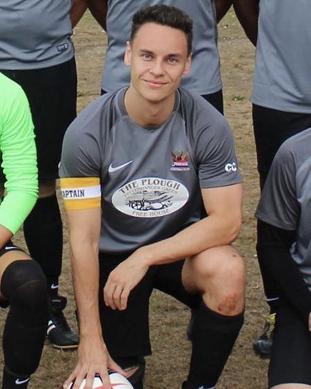 Jack Taylor's football fitness sessions raised funds for Rennie Grove. Picture: Rennie Grove