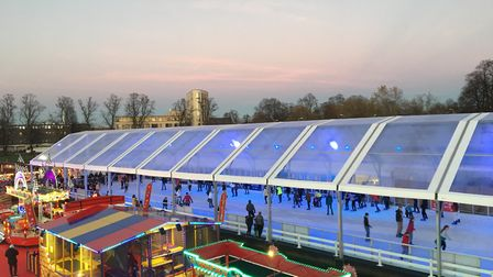 The North Pole Cambridge opens from November 16