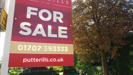 Rightmove has recorded the largest year-on-year slump in new sellers in more than a decade. Picture: