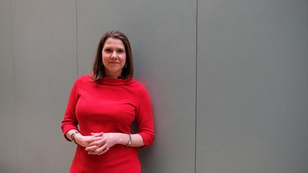 Jo Swinson, new leader of the Lib Dems. (Photo by Ian Forsyth/Getty Images)