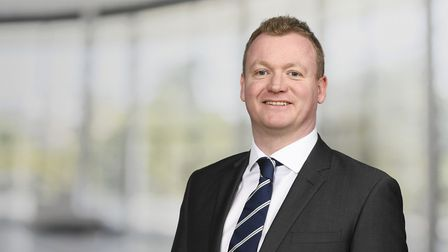 Kris Smith, from the residential team at Savills, Harpenden