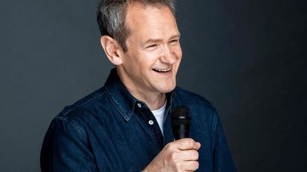 Alexander Armstrong will be bringing his first ever stand-up tour All Mouth and Some Trousers' to Th