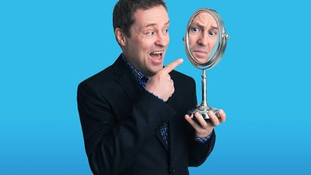 Death in Paradise star and comedian Ardal O'Hanlon will appear at The Alban Arena in St Albans. Pict