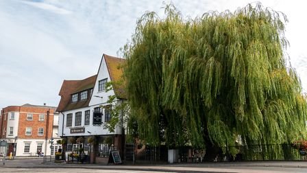 The Waterside Inn, Ware. Picture: DANNY LOO