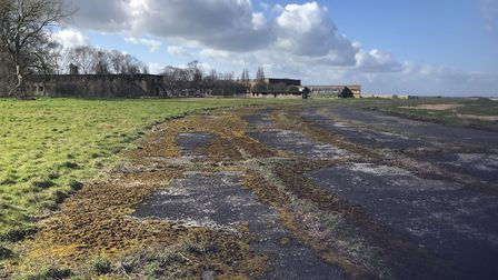 First phase of RAF Upwood site acquired by Evera Homes for 160 houses.