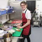 Jessica Hardcastle of Marlborough Science Academy won the Rotary Young Chef competition in St Albans