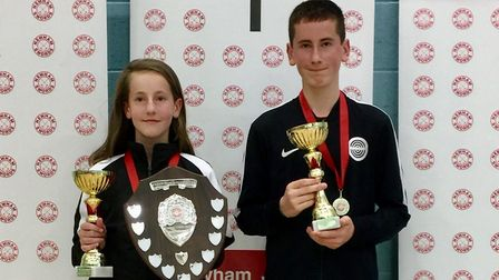 St Albans' siblings Nathalie and Alex Culkin have been selected for England.