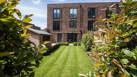 House-hunters are invited to visit the Lancaster Grange development in Bricket Wood this weekend. Pi