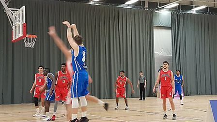 Leopards recorded their first win of the National Basketball League season against Liverpool at Oakl