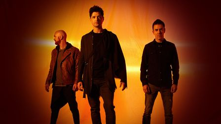 The Script will headline at Newmarket Nights next summer. Picture: Andrew Whitton