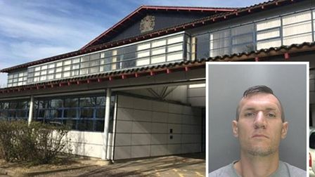 Ricardo Rea committed knife point robberies, burglary, theft and arson which resulted in a six hour