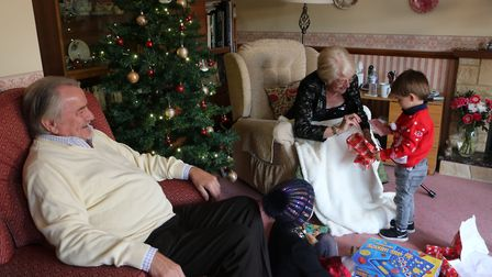Rennie Grove Hospice Care is encouraging people to donate to help families over Christmas. Picture: