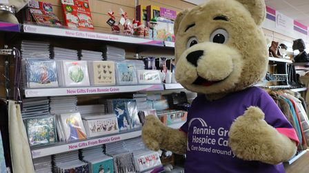 Shop for Christmas present at one of Rennie Grove's shops in St Albans, Harpenden or London Colney.