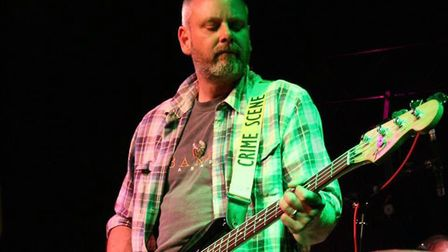 Meldreth guitarist Richard East died by suicide last year. Picture: EastFest