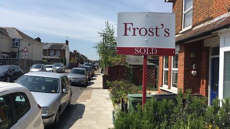 Homes available for sale are few and far between at the moment. Picture: Jane Howdle