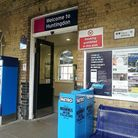 Huntingdon railway station. Picture: ARCHANT