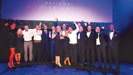 Westminster Lodge, St Albans, have won a National Fitness Award. Picture: Supplied