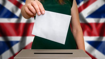 Make your vote count at today's General Election. Picture: Getty Images/iStockphoto