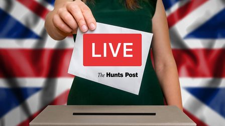 The Hunts Post will be running live coverage from the election count.