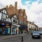 High Street, Rickmansworth. Picture: DANNY LOO
