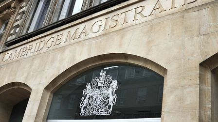 PC Nicholas Musto appeared at Cambridge Magistrates' Court this week.
