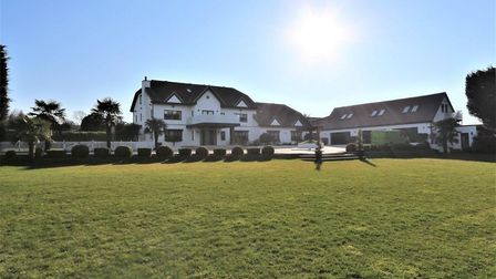 This vast property on High Road in Chigwell, Essex is Rightmove's most-viewed home of 2019. Picture:
