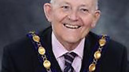 Cllr Richard West is the chairman of HDC