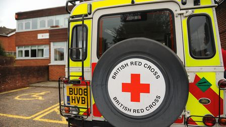 The Red Cross will stop providing first aid at public events. Picture: Denise Bradley
